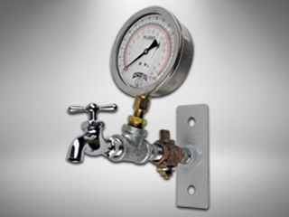 Sample Tap Level Gauge