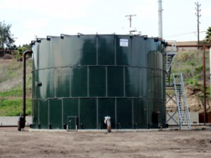 Bolted Storage Tank - Petroleum and Petrochemical Industries