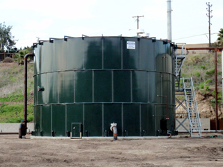 Steel Storage Tank for Oil storage