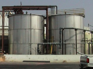 Bolted Galvanized Storage Tank - Petroleum and Petrochemical Industries