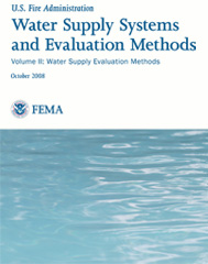 FEMA Water Supply Systems