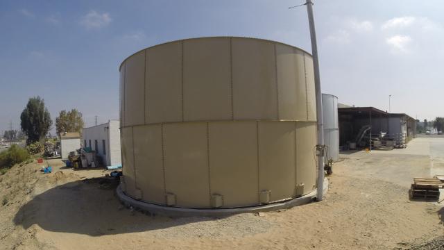 tankinstallation