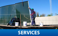 Service for Storage Tanks