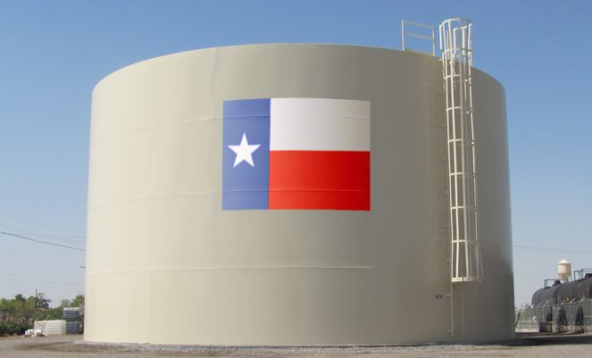 Welded Tanks in Texas