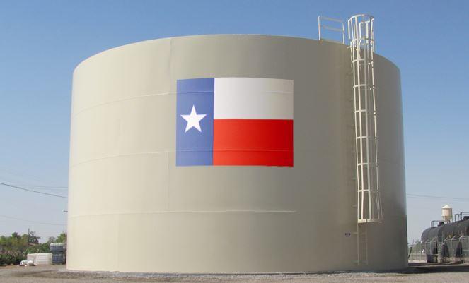 Welded Tanks in Texas