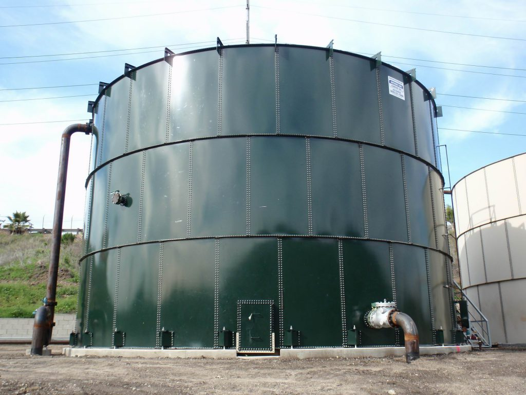 Bolted Storage Tank for Oil API