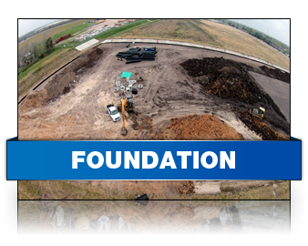 Texas foundation