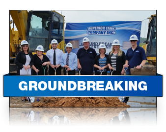 Texas Groundbreaking