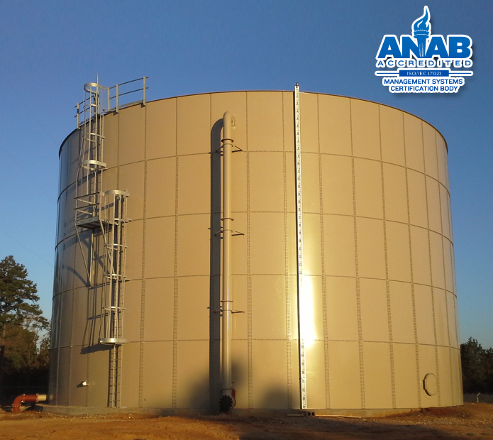 Superior Tank Co., Inc - - Bolted & Welded Steel Storage Tanks on