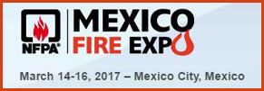 NFPA Mexico Fire Expo 2017
