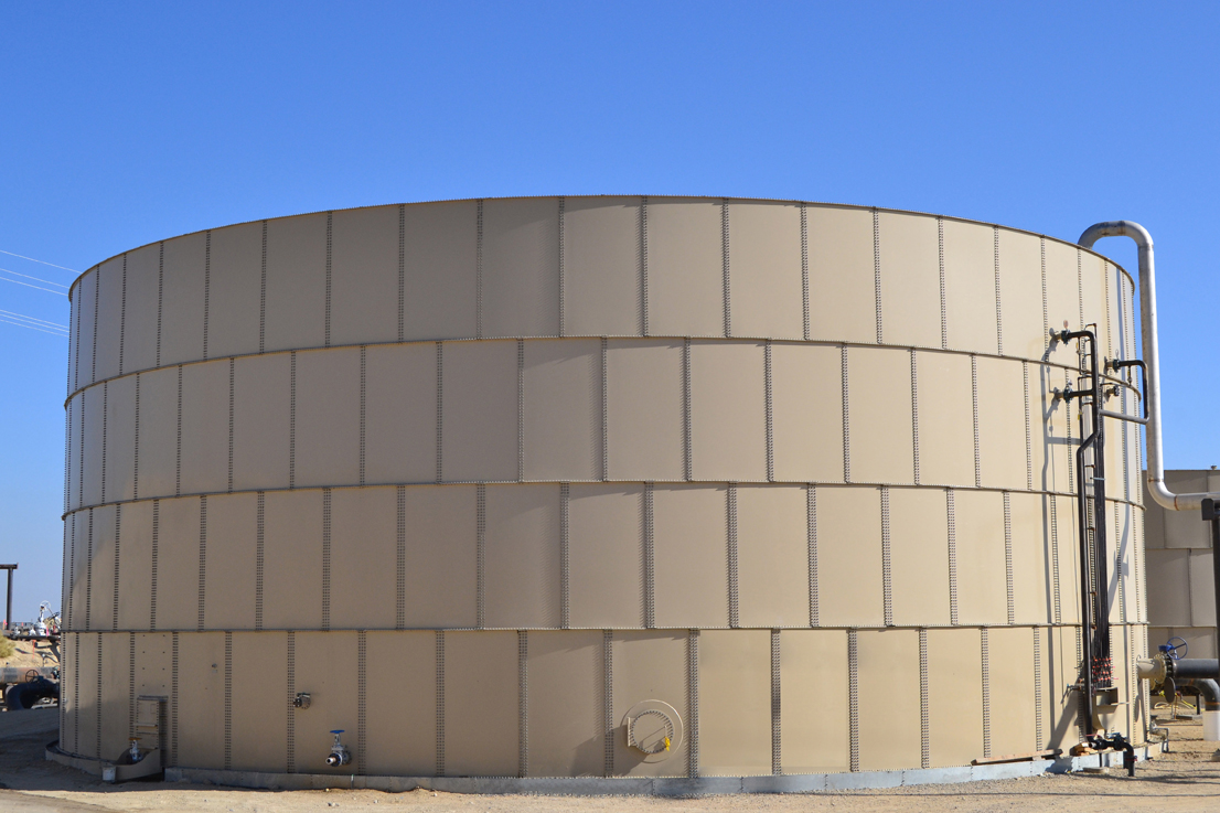 Bolted Oil Storage Tank