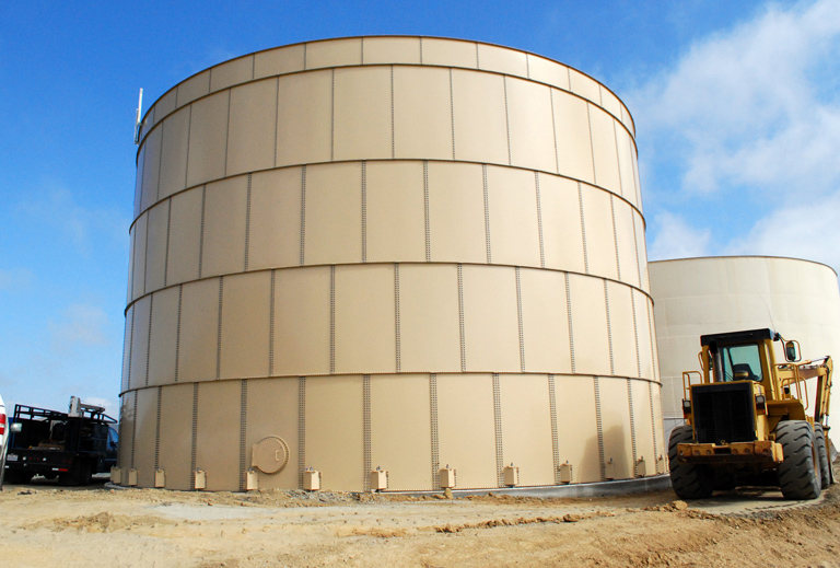 Seismic Use Group Bolted Tank