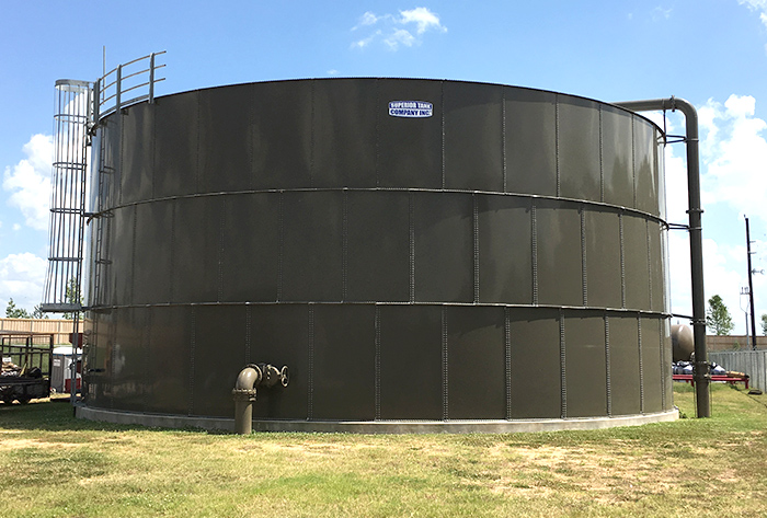Bolted & Welded Steel Tank News