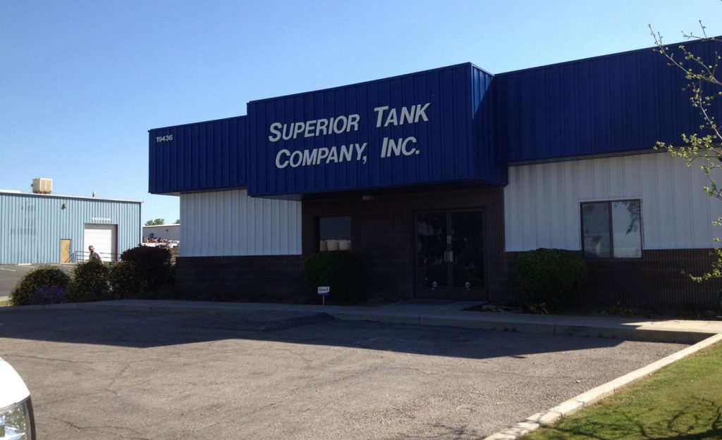 1988: Welded Tank Division Opens