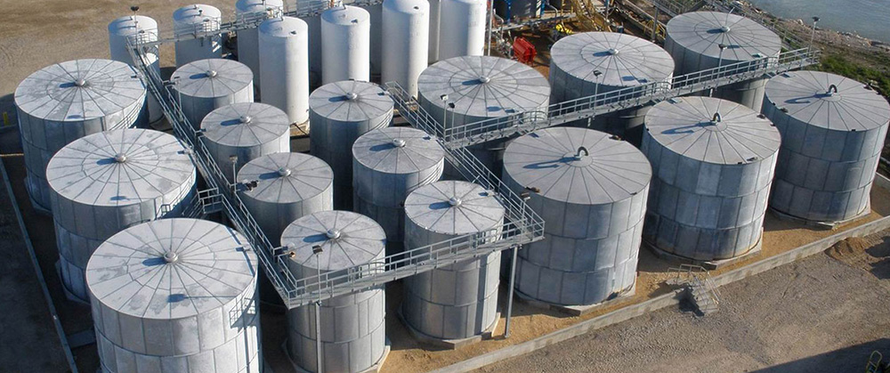 Galvanized Bolted Steel Tanks
