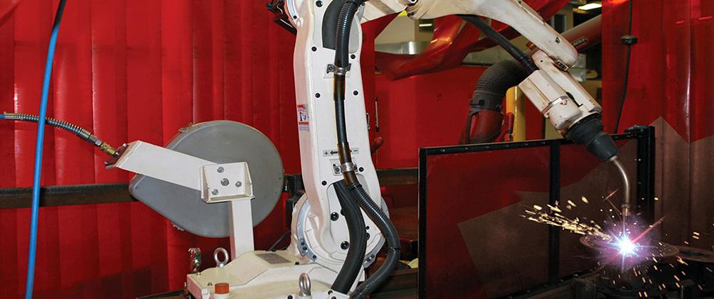 Storage Tank Robot Welding