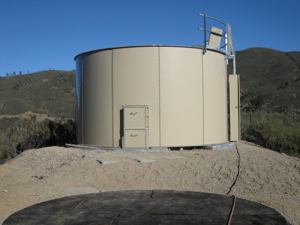 Agriculture Tank