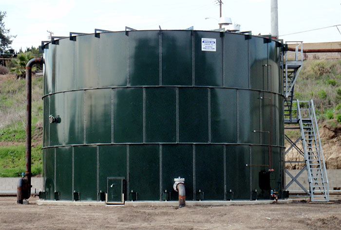 Bolted Steel Oil Tank