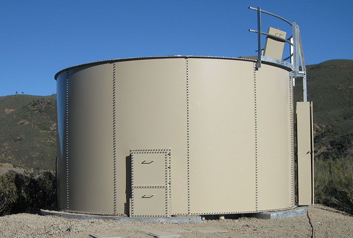 Agriculture Storage Tank