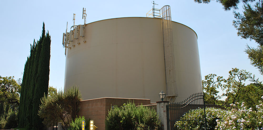 Welded Steel Storage Tank