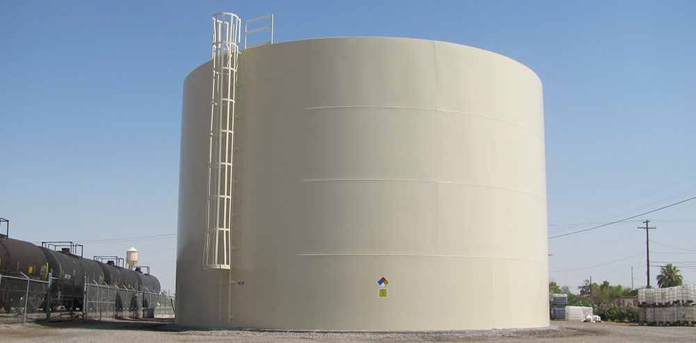 Welded Water Tank